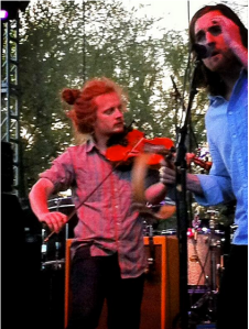 Apache Relay violinist, or Theon Greyjoy gone wildling?