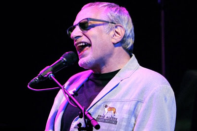 Donald Fagen looks the part for Steely Dan's lyrics, and finally embraced his role as their lead singer in the mid-1970s.